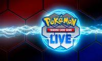 Annunciato Pokémon Trading Card Game Live