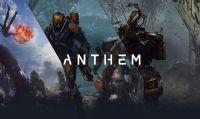 Anthem è ufficialmente entrato in fase GOLD