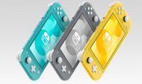 Nintendo annuncia Switch Lite, disponibile da settembre