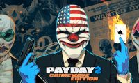 Payday 2: Crimewave Edition è disponibile nei negozi