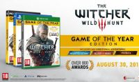 Un trailer di lancio per la GOTY di The Witcher 3