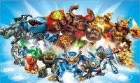 Skylanders Giants illuminano il Natale con le cartoline digitali!