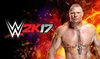 WWE 2K17 è da oggi disponibile anche su PC