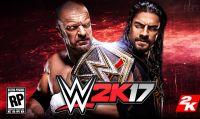 WWE 2K17 - 2K 'racconta' la Universe Mode