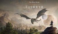 The Elder Scrolls Online - Il 2019 ci porta draghi, un nuovo incredibile capitolo ELSWEYR, una storia interconnessa annuale e tanto altro