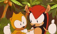 Unisciti alla ricerca di Mighty the Armadillo nella Parte 4 di Sonic Mania Adventures