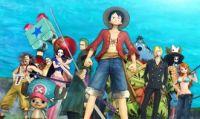 One Piece: Pirate Warriors 3 la prossima estate