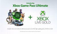 Gli abbonamenti Xbox Live Gold e Xbox Game Pass si combinano nel pacchetto Xbox Game Pass Ultimate