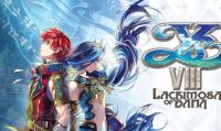 Ys VIII: Lacrimosa of DANA disponibile da oggi su Steam e GOG.com
