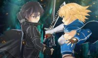 Sword Art Online Re: Hollow Fragment è pronto al debutto su Steam