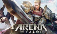 Caratteristiche e trailer per il ''MOBA-Mobile'' Arena of Valor