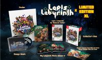 Lapis x Labyrinth finalmente disponibile su PS4 e Nintendo Switch