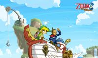 TLoZ: Phantom Hourglass arriva sulla virtual console di Wii U