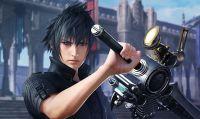 Dissidia Final Fantasy NT - Ecco Noctis in azione