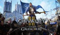 L'aggiornamento di Chivalry 2, House Galencourt, è ora disponibile