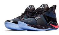 Paul George, Nike e PlayStation presentano le Nike PG-2 a tema