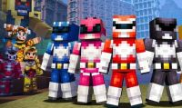 I Power Rangers sbarcano nel mondo di Minecraft grazie al nuovo DLC