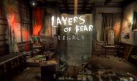 Layers of Fear: Legacy disponibile su Nintendo Switch dal 21 febbraio
