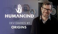 Amplitude Studios lancia una nuova serie di video per Humankind