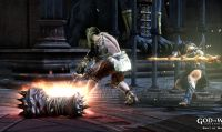 God of War: Ascension - modalità 1v1 multiplayer con quattro nuove mappe