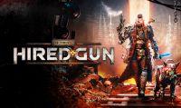 Un trailer annuncia Necromunda: Hired Gun