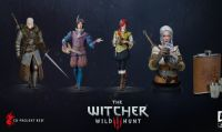 Dark Horse annuncia nuove action figure di The Witcher 3: Wild Hunt