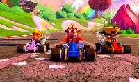 Ecco i contenuti esclusivi per PS4 di Crash Team Racing Nitro-Fueled