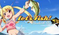 Risultato del concorso Vinci Let's Fish! Hooked On PSVITA