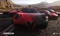 Driveclub: nuove immagini e trailer E3