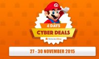 Nintendo annuncia i 'Cyber Deals'