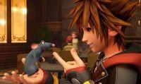 Il pre-load di Kingdom Hearts 3 svela il peso ufficiale del gioco su console