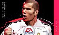 FIFA 20 - Il nuovo filmato presenta l'Icona FUT Zidane
