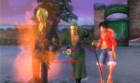 Nuovi contenuti per One Piece Pirate Warriors 2