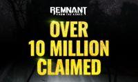 Remnant: From the Ashes riscattato oltre 10 milioni di volte nell'Epic Game Store
