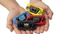 SEGA annuncia i nuovi Game Gear Micro