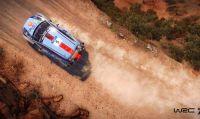 È online la recensione di WRC 7