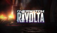 Un'infografica mostra i numeri dell'Evento Rivolta di Overwatch