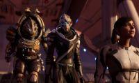 Mass Effect: Andromeda - I dialoghi superano in numero la somma di quelli di Mass Effect 2 e 3