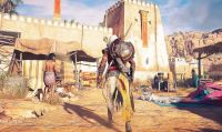 Assassin's Creed Origins si mostra in un nuovo gameplay