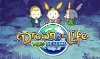 Drawn to Life: Two Realms è ora disponibile