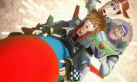 Kingdom Hearts 3 - Svelato lo spazio che il gioco occuperà su Xbox One