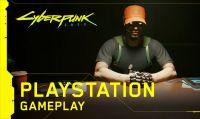 Cyberpunk 2077 - Pubblicato un nuovo videogameplay su PlayStation