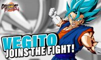Dragon Ball FighterZ - Bandai Namco presenta Vegito SSGSS