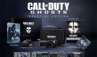 Call of Duty: Ghosts regala 500 Prestige Edition