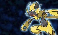 In Pokémon Ultrasole e Pokémon Ultraluna è stato scoperto il Pokémon misterioso Zeraora!
