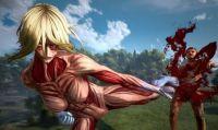 Come girerà Attack on Titan 2 sulle varie console? Ce lo dice Hisashi Koinuma
