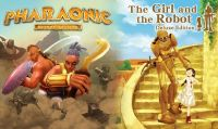 Il GDR 'Pharaonic' e l'action-adventure 'The Girl and the Robot' disponibili in Italia