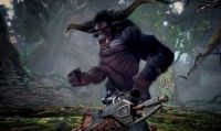 Monster Hunter World Iceborne - Il Rajang si mostra in un video gameplay