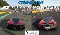 Forza Motorsport 5 VS Project Cars