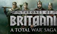 Total War Saga: Thrones of Britannia - Un nuovo update ne aumenterà la difficoltà